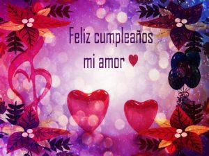 Imagenes Y Frases De Feliz Cumpleanos Amor