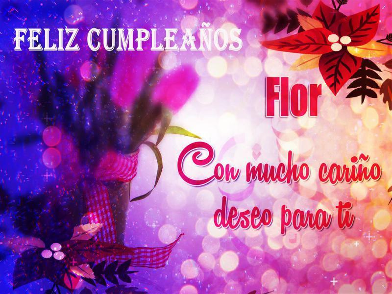 Ideas Para Realizar Una Fiesta De Feliz Cumpleaños Con Flores