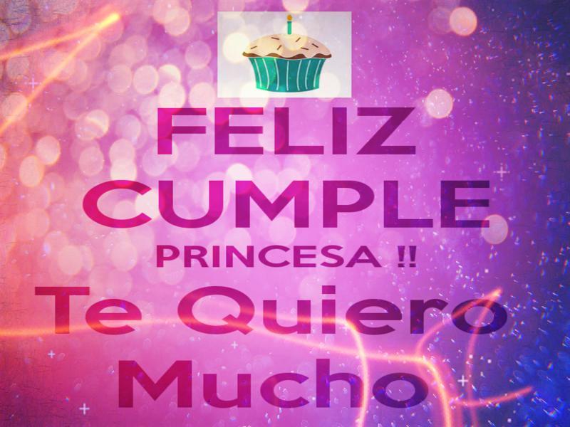 Mensajes Y Frases De Feliz Cumpleaños Para Una Princesa